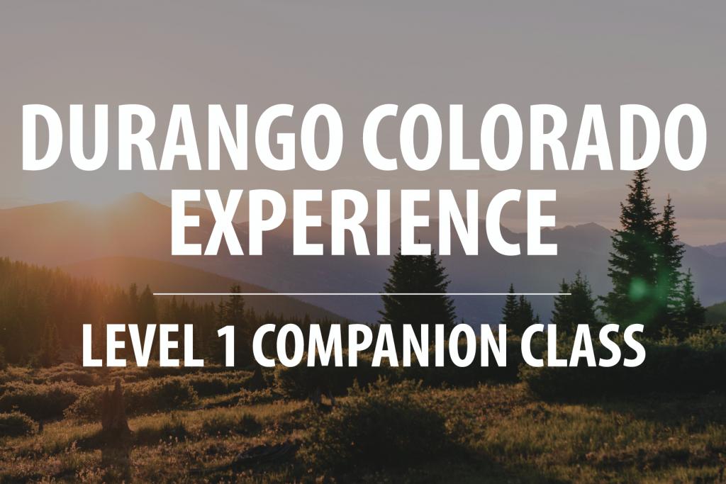 Header Image for Durango Colorado Companion Class