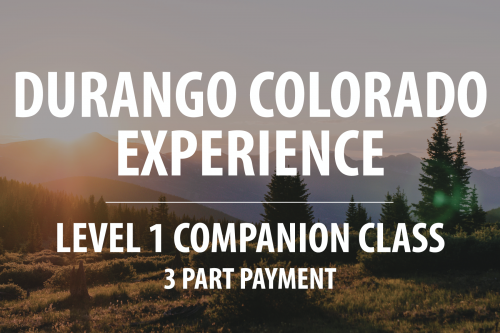 3 Part Payment Plan for Durango Colorado