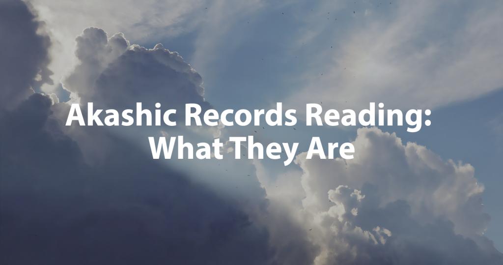 Akashic Records Header Image