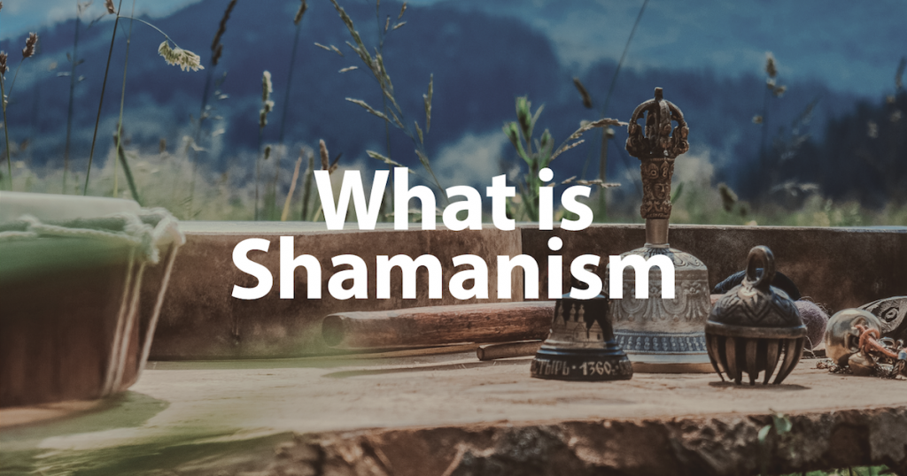 What is Shamanism Header Image