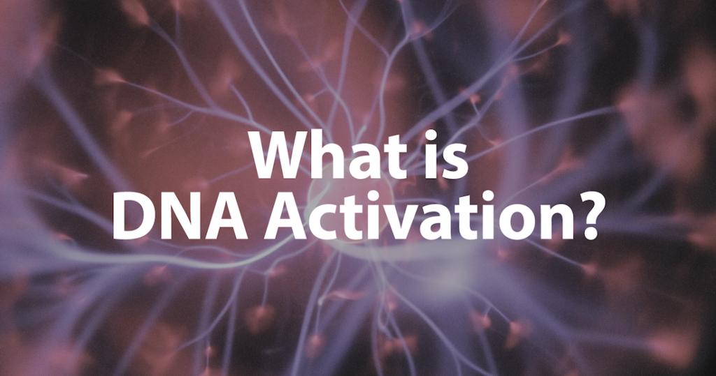 DNA Activation Header Image Blog