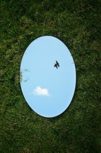 Synchronicity Mirror