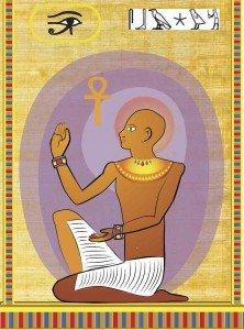 African Egyptian Ankh Art