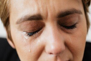 Cumulative Grief and a Woman Crying