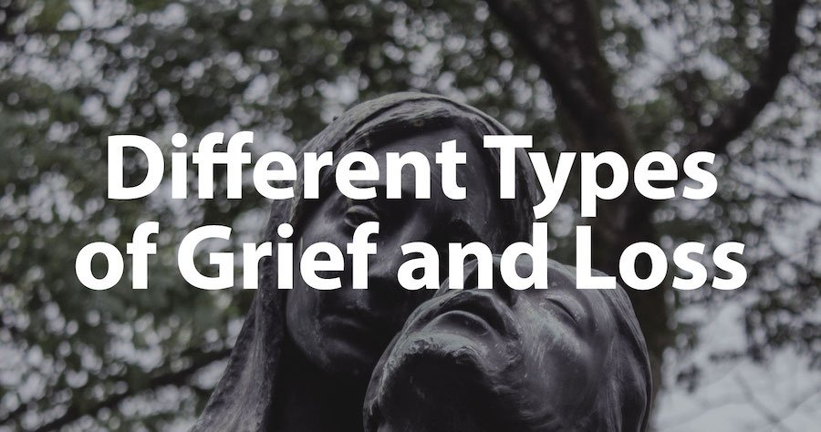 Different Types of Grief and Losses QHHT