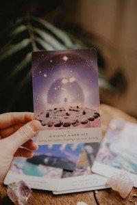 Earth Tarot Card