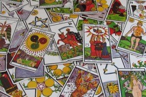 Fire Tarot Card and Others