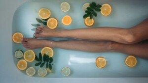 A Spirit Bath being Taken