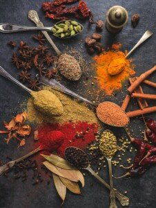 Set of Spices for a Spirit Bath