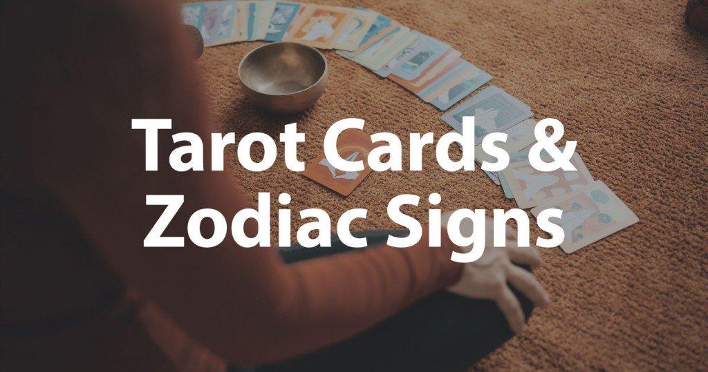 QHHT Tarot Cards & Zodiac Signs