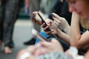 Social Isolation Scrolling Social Media
