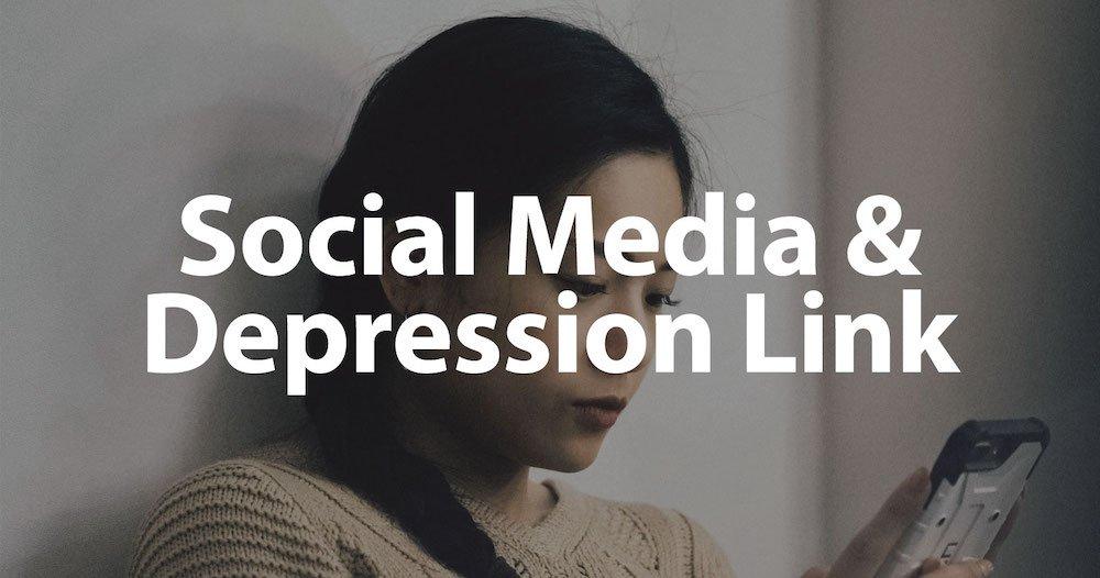 Social Media & Depression Link