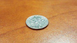 A Dime Coin