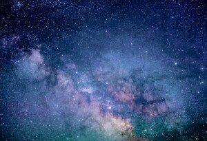 Galaxy Night Sky Starseed