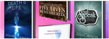 Dolores Cannon Recommended Reading