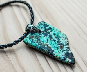 Metaphysical Necklace Turquoise