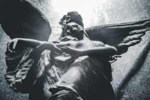 Sculpture of Angels