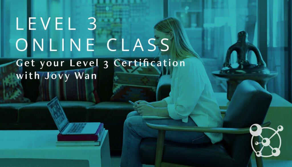 Level 3 with Jovy Wan Hong Kong