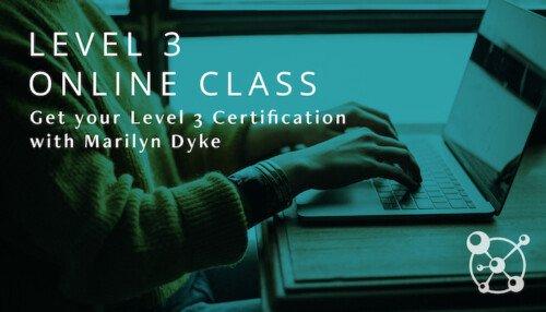 Level 3 Online Marilyn Dyke