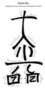Reiki Master Symbol