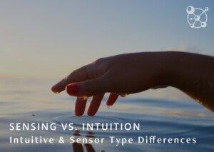 Sensing Vs. Intuition