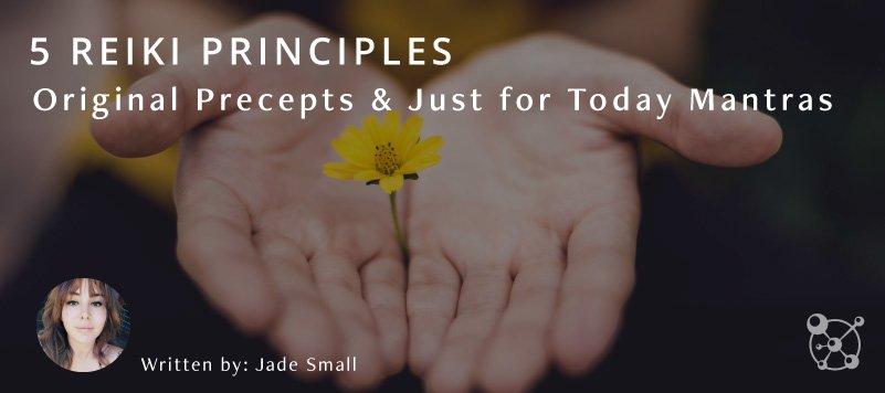 Honest Work Reiki Principles