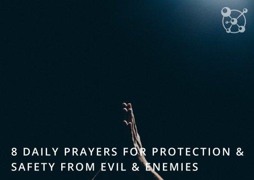 8 Protection Prayers