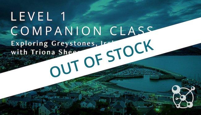 Triona Sheeran Ireland Companion Class Sold Out