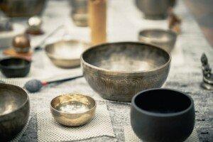 Tibetan Bowl Set