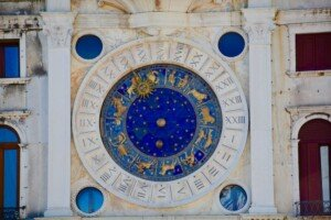 Clock of Astrological Signs